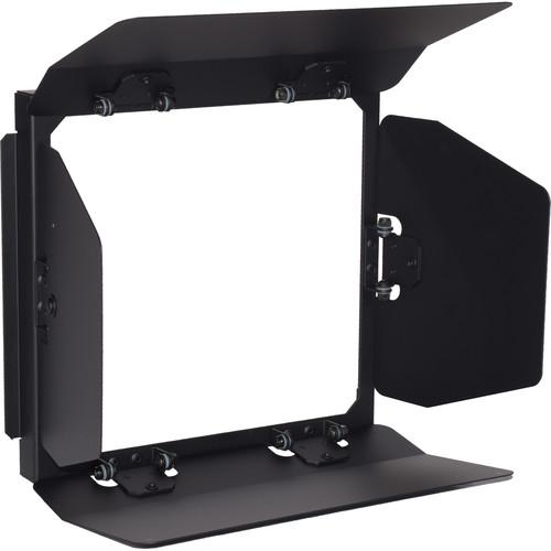 Fluotec 4-Leaf Barndoor Set for StudioLED 250 Series Softboxes