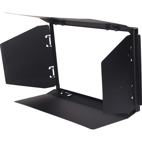 Fluotec 4-Leaf Barndoor Set for StudioLED 450 Series Softboxes