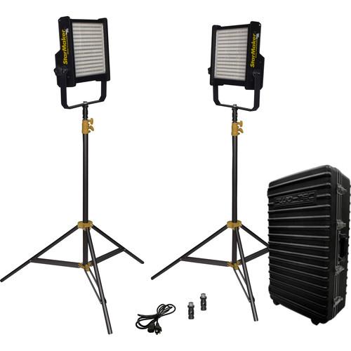 Fluotec StarMaker IP65 Tunable V-Mount 2-Light Kit