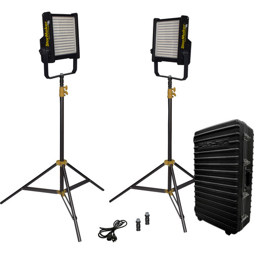 Fluotec StarMaker IP65 Tunable Gold Mount 2-Light Kit