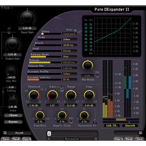 FLUX Pure DExpander II