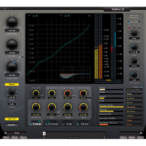 FLUX Solera II Dynamics Processor