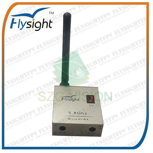 FlySight 5.8 GHz 8-Channel Video Receiver