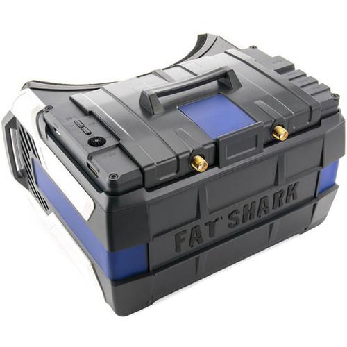 Fat Shark Binocular FPV Viewer and HD Diversity Monitor Bundle