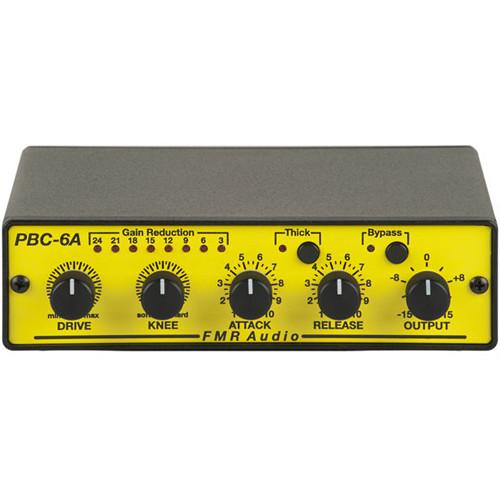 FMR Audio PBC-6A - Vintage-y Compressor