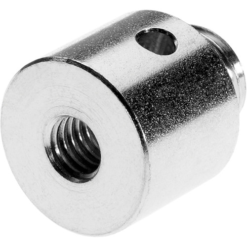 "Foba 3/8""-16 Female to 5/8"" Male Thread Converter"