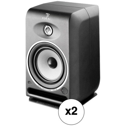 "Focal CMS 65 6.5"" 2-Way Studio Monitor Kit (Pair)"