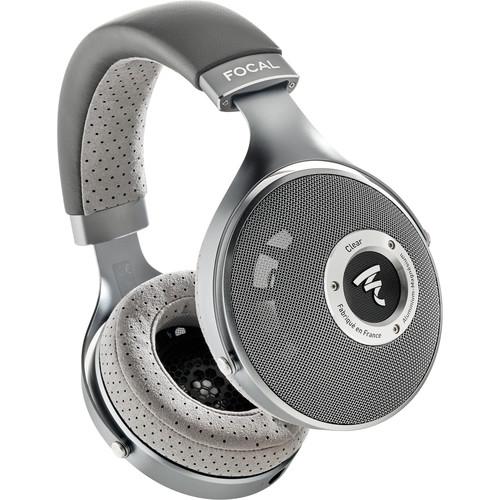 Focal Clear Circumaural Open-Back Audiophile Headphones