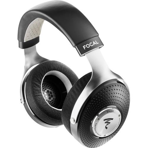 Focal Elegia Circumaural Closed-Back Audiophile Headphones