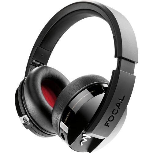 Focal Listen Wireless Over-Ear Headphones (Black)
