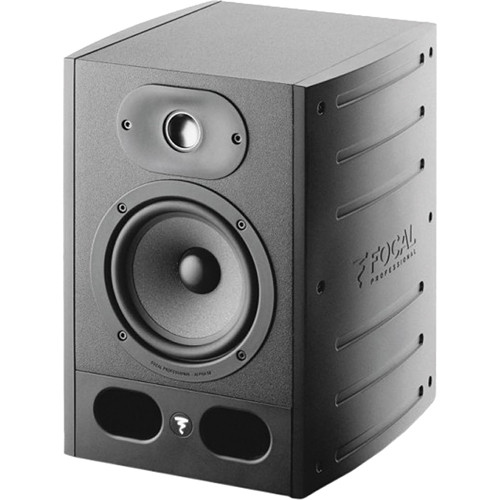 "Focal Alpha 50 Active 2-Way 5"" Near Field Professional Monitoring Speaker (Single)"