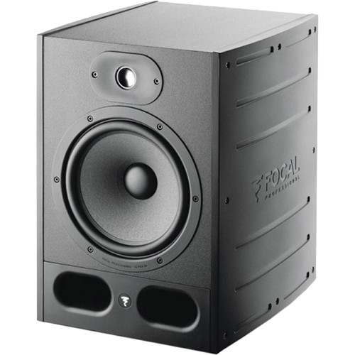 "Focal Alpha 80 Active 2-Way 8"" Near Field Professional Monitoring Speaker (Single)"