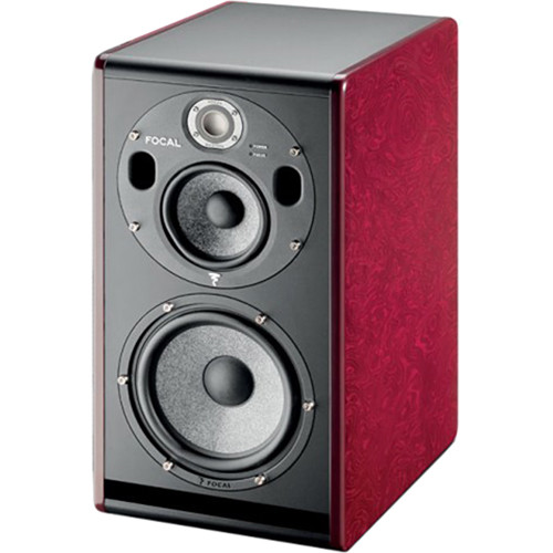Focal TRIO6 Be 3-Way Near-Field Monitor (Single)
