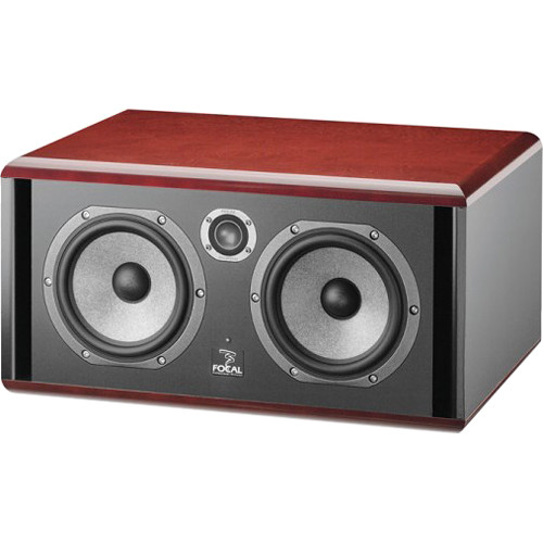 "Focal Twin6 Be 6.5"" Professional Analog Monitoring Speaker (Red)"