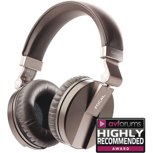 Focal Spirit Classic Closed-Back Circumaural Headphones