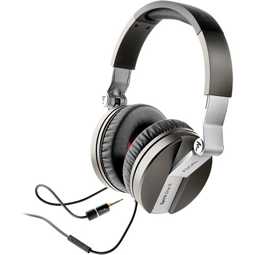 Focal Spirit One S - Circumaural Sealed Back Headphones