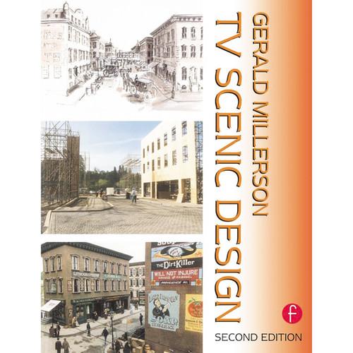 Focal Press Book: TV Scenic Design (2nd Edition, Paperback)