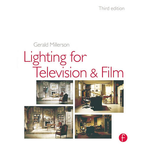 Focal Press Book: Lighting for TV and Film (3rd Edition, Paperback)