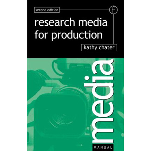 Focal Press Book: Research for Media Production (2nd Edition, Paperback)