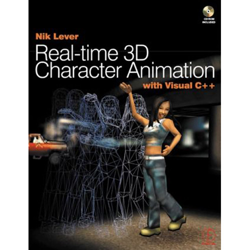 Focal Press Book: Real-Time 3D Character Animation with Visual C++ (Paperback)