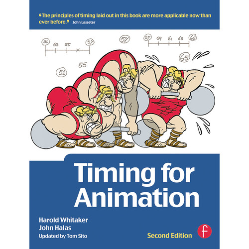 Focal Press Book: Timing for Animation (2nd Edition, Paperback)