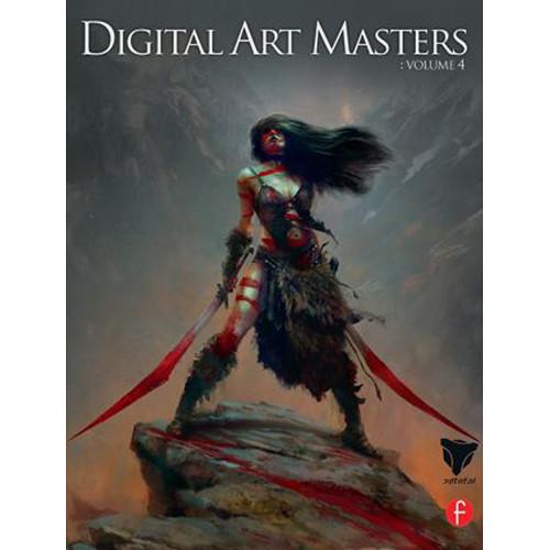 Focal Press Book: Digital Art Masters: Volume 4 (Paperback)
