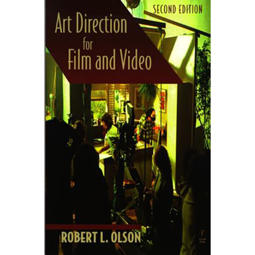 Focal Press Book: Art Direction for Film and Video (Paperback)
