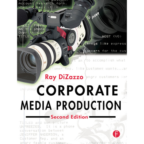 Focal Press Book: Corporate Media Production (2nd Edition, Paperback)