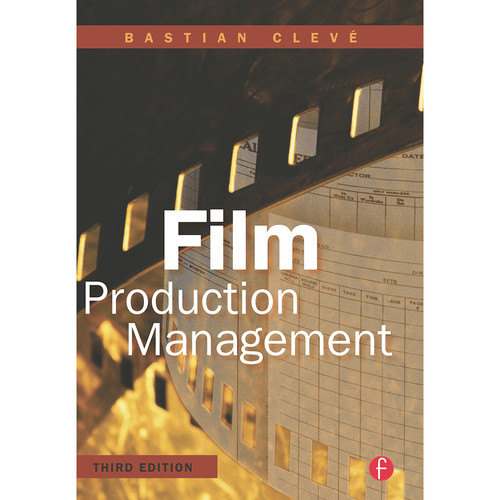 Focal Press Book: Film Production Management (3rd Edition, Paperback)