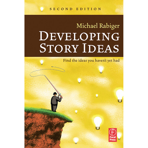 Focal Press Book: Developing Story Ideas (2nd Edition, Paperback)