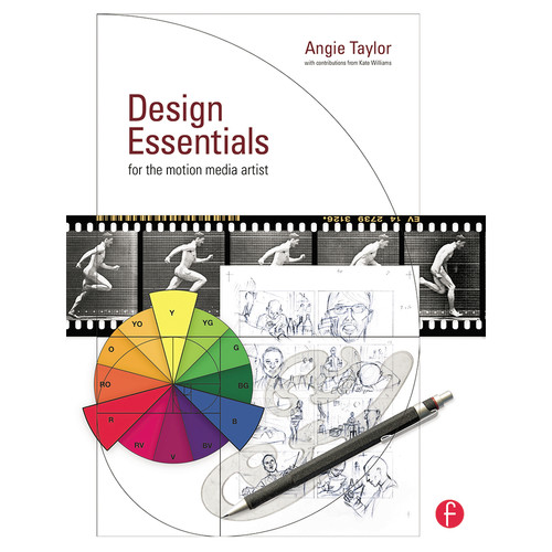 Focal Press Book: Design Essentials for the Motion Media Artist: A Practical Guide to Principles & Techniques (Paperback)