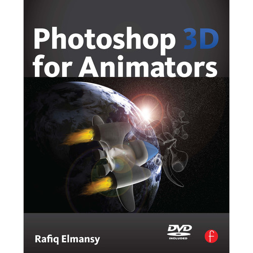 Focal Press Book: Photoshop 3D for Animators (Paperback)