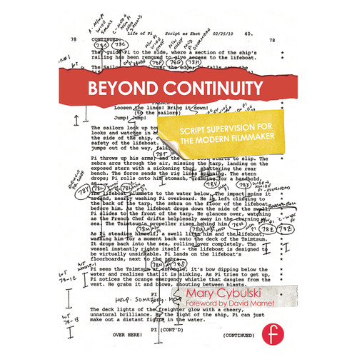 Focal Press Book: Beyond Continuity: Script Supervision for the Modern Filmmaker (Softcover)