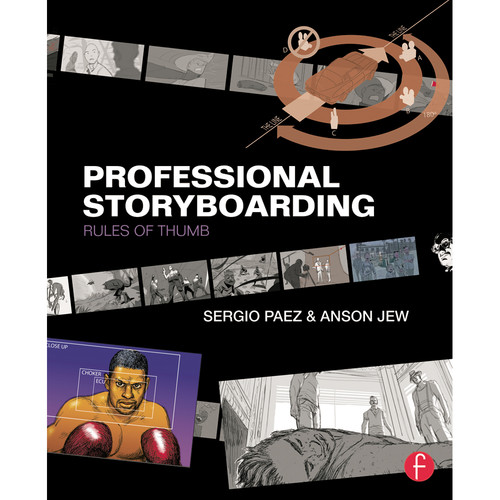 Focal Press Book: Professional Storyboarding: Rules of Thumb (Paperback)