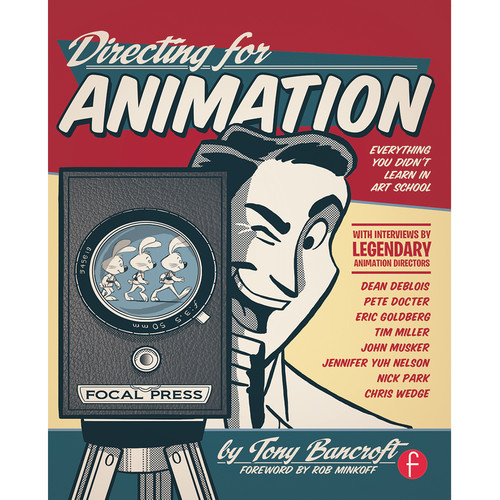 Focal Press Book: Directing for Animation: Everything You Didn't Learn in Art School (Paperback)