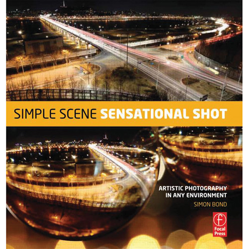 Focal Press Book: Simple Scene, Sensational Shot: Artistic Photography from Any Environment