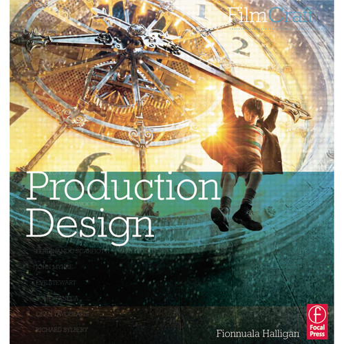 Focal Press Book: Filmcraft: Production Design (Paperback)