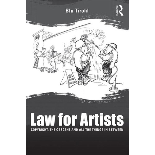 Focal Press Book: Law for Artists