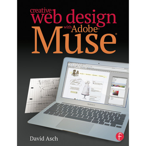 Focal Press Book: Creative Web Design with Adobe Muse (Paperback)