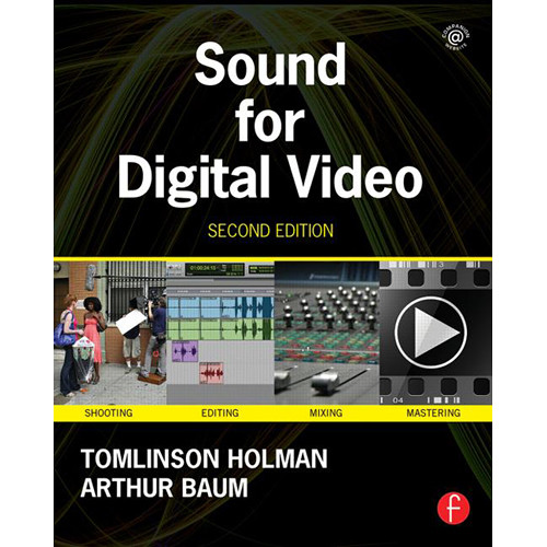 Focal Press Book: Sound for Digital Video (2nd Edition, Paperback)