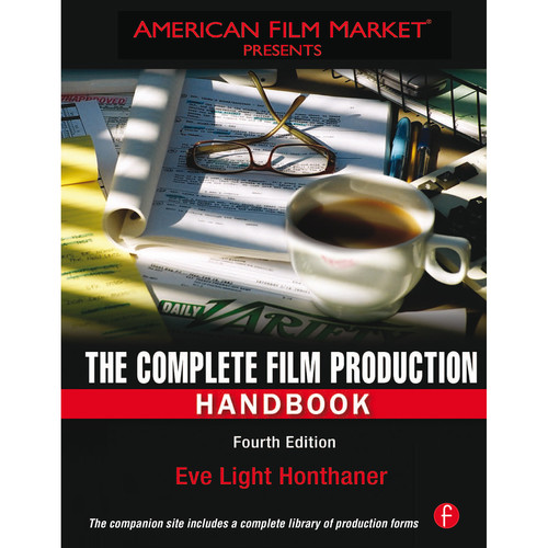 Focal Press Book: The Complete Film Production Handbook (4th Edition, Hardback)