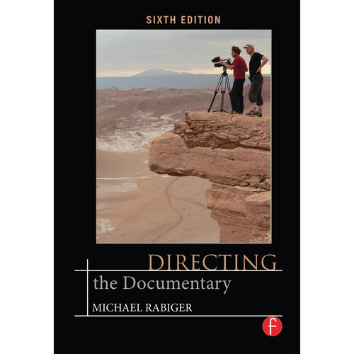 Focal Press Hardcover: Directing the Documentary, 6th Edition