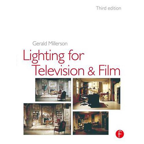 Focal Press Book: Lighting for TV and Film (3rd Edition, Hardback)
