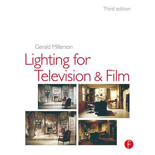 Focal Press Book: Lighting for TV and Film (3rd Edition, Hardback)