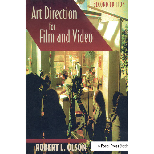 Focal Press Book: Art Direction for Film and Video (Hardback)