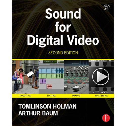Focal Press Book: Sound for Digital Video (2nd Edition, Hardback)