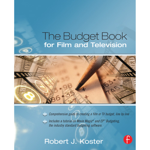 Focal Press Book: The Budget Book for Film and Television (2nd Edition, Hardback)