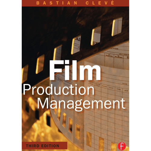 Focal Press Book: Film Production Management (3rd Edition, Hardback)