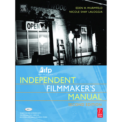 Focal Press Book: IFP/Los Angeles independent Filmmaker's Manual (2nd Edition, Hardback)