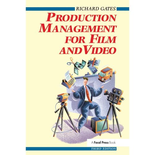 Focal Press Book: Production Management for Film and Video (3rd Edition, Hardback)